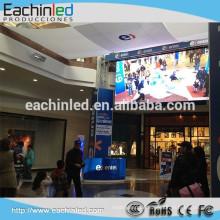 HD P6 Innenvermietung LED-Bildschirm-Display-Zeichen für Messekonferenz Konferenzraum