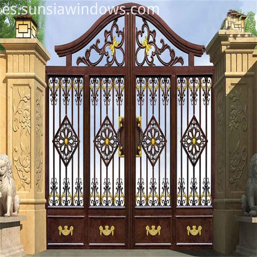 Fancy Garden Gate