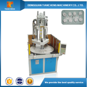 Two Sation Rotary Injection Moulding Machine