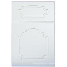 Porta de armário de cozinha do PVC (HLPVC-10)