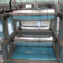 8011-O Haushalt Jumbo Roll Aluminiumfolie