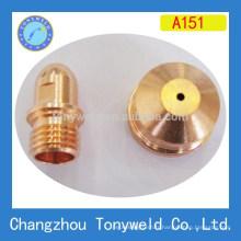 Embout et électrode de coupe à plasma Trafimet A151