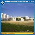 Showhoo Prefab Broiler House Design Structures de ferme de volaille au Pakistan