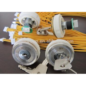 Aufzugstastenschalter / Drucktastenschalter