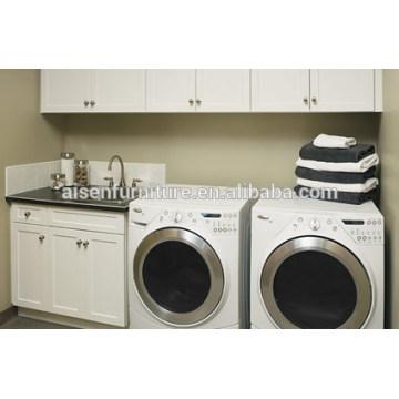 Australien-Art-moderner Lack-Wäscherei-Wannen-Kabinett-Schrank-Entwurf Gemacht in China für Verkauf