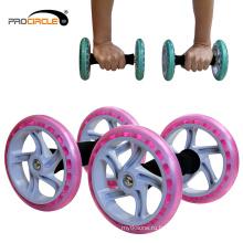 Кросс фитнес пользовательский Цвет брюшной колесо AB