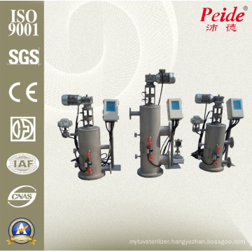 China Automatic Self Cleaning Filter for Sea