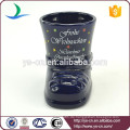 YScc0029-02 Keramischer kundenspezifischer geprägter Becher für Jungen im Weihnachtsfeiertag