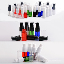 10ml to 300ml Multi Capacity, Multi Shape Powder Pump Plastic Bottle (NB08)