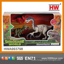 High Quality Ferocious Plastic Toy Animal Dinosaur For Kids