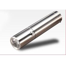 CREE Q5 Lampe torche à LED en acier inoxydable