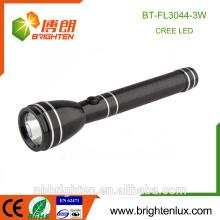 Großhandel Portable Handheld Ultra Bright wiederaufladbare betrieben 2AA Nicd Cell Matal Wandern 3w Power LED mit magnetischen