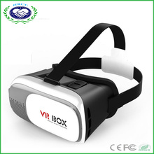 New Google Cardboard 2ND Gen Vr Box Virtual Reality 3D Glasses with Bluetooth Control