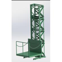 Hydraulic elevator system equipment