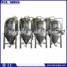 Tanques de fermentación del sistema de fermentación de SS304 Brewery para los clientes