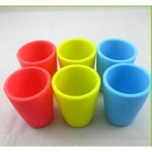 Food Grade Unbreakable Silicone Cup for Drinking Water