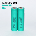 Samsaung 20r Battery 2000mah 18650