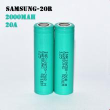Samsaung 20r batteri 2000mah 18650
