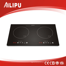 2017 Simple Design Smart Double Burners Induction Cooker (SM-DIC08A)