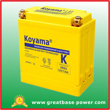 Motorcycle Battery 12V 11ah