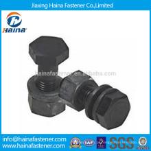 Fornecedores da China Alta resistência A490 Heavy Hex Structural Bolt