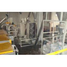 Label Separator PET Bottle Washing Line , Plastic Recycling
