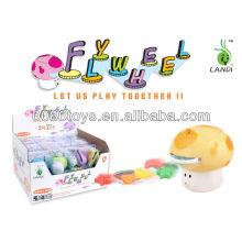 Cogumelo disco arma candy brinquedos