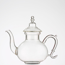 glass bottle borosilicate glass container china tea set glass kettle and tea pot