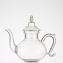 Стеклянный чайник из нержавеющей стали Инфузерный чайник для замороженного чая