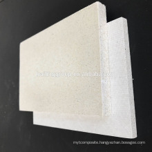 No Chloride fireproof material MGO board SIP Magnesium oxide board for wall partition