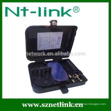 Vente chaude Nouvelle arrivée Black Outdoor 16Core FTTH box s'applique à l'utilisation de Pole