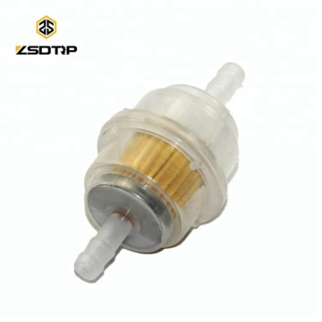 Motorcycle Performance Parts CNC Motorcycle Fuel Filter Regulator of Oil Filters