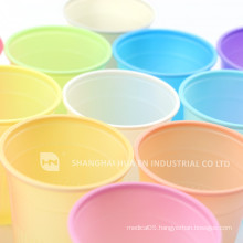 best selling clear plastic cups for water disposable plastic dental cups