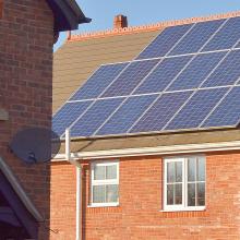 Kit de clignotant de montage de toit asphalté étanche à l'eau Produit solaire