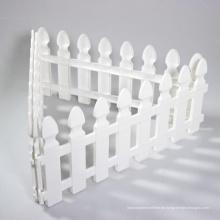 Verbundplatte Zaunmaterial Garten Kunststoffzaun