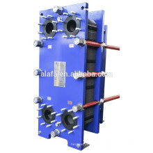 milk pasteurizer use plate heat exchanger