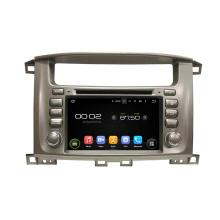 TOYOTA LC100 Multimedia Car Audio