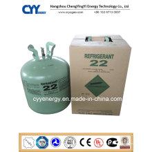 Gás refrigerante misturado de alta qualidade de refrigerante R22