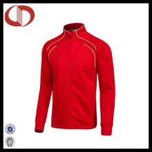 100% Polyester Fashion Sport Trainingsjacke für Männer