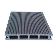 Holzplastik-zusammengesetzter fester Belag 140 * 25mm
