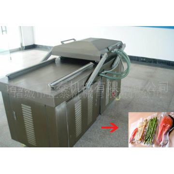 Vegetable Double Chamber Desktop Vacuum Sealer