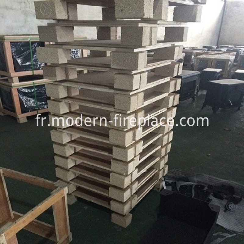 Wood Burning Furnace Outdoor