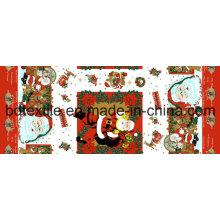 Christmas Designs Mini Matt, Mini estampado com cor dourada