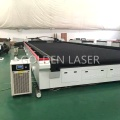 "Large Format Cutting Table Laser System 126""x315"""