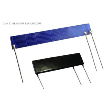 Хороший планарный резисторный делитель высокого напряжения