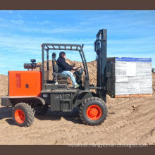 New Hydraulic Diesel Forklift 2.5ton Forklift for Sale