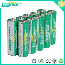 LR6 aa am3 pile alcaline fabriquée en Chine à bas prix
