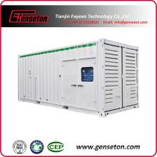 Generador diesel industrial de la comunicación de gama alta Genset