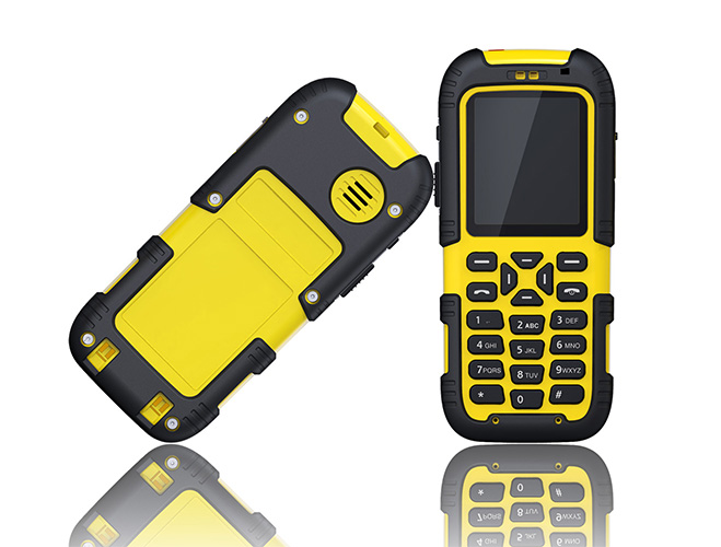 Stone Mining Used SIP Tough Handset
