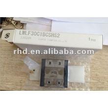 IKO Linear way,linear guide LWLF series. slide unit LWLF30C1BCSHS2